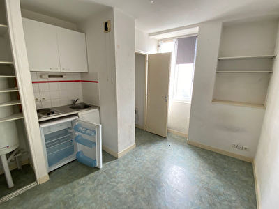 Location: Appartement Angers 1 pièce(s) 12 m2