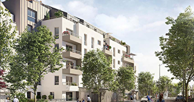 Programme neuf - OFFRE SPECIALE - Appartement T3 - Balcon - Box