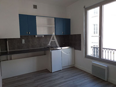 Location: Appartement Angers 2 pièce(s) 27 m2